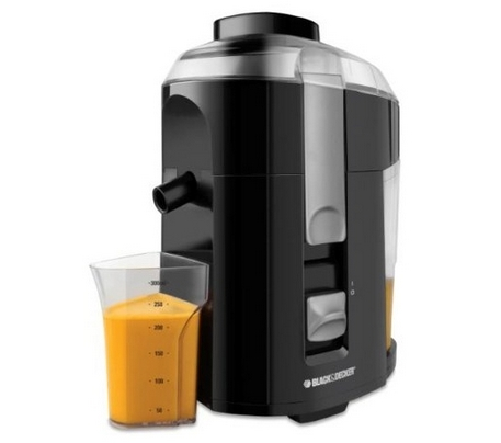 Black-Decker-Juice-Extractor
