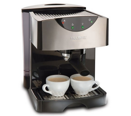 Mr Coffee Coffee Maker Wonot Heat : Best Espresso Maker in 2017 - Reviews and Ratings