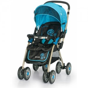 when looking for a baby stroller you need to make sure that the baby carriage can fold with ease and fits in the trunk of your vehicle or the space that