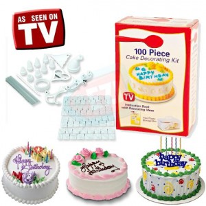 Cake Decorating Kit2