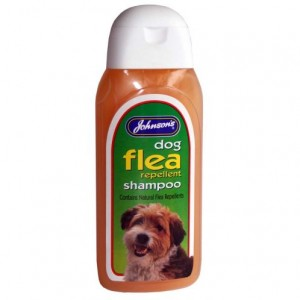 Flea Shampoo for Dogs2